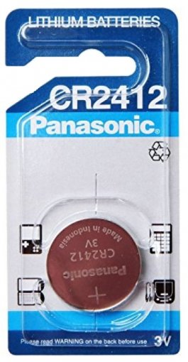Литиева батерия Panasonic CR2412
